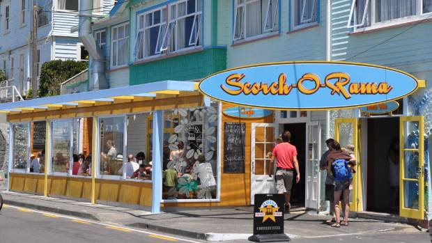 Scorch-O-Rama in Scorching Bay is famous for its shakes.
