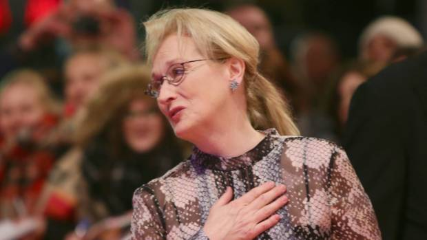 Meryl Streep admits that she has, on occasion, not been entirely honest with friends or colleagues after a piece of work ...