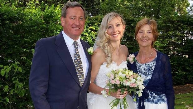 Roger and Margaret Hawkins were able to see their daughter get married with the help of Mercy Hospice.