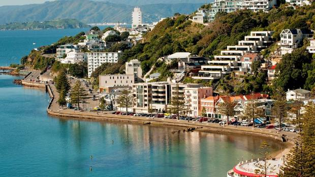 The average house value in Wellington is now $504,794.