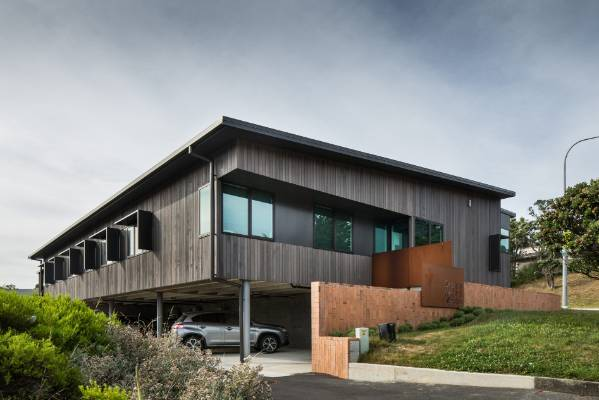 Onslow Medical Centre by Tennent Brown Architects.