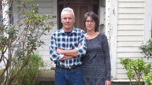 Doug and Christine Banks owe the Grey District Council almost $81,000.