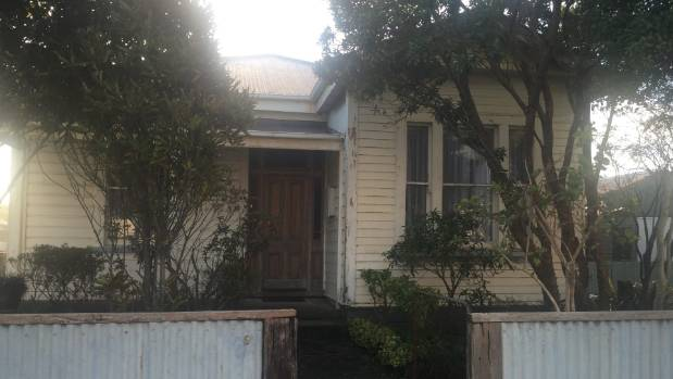 Doug and Christine Banks' Blaketown house which is on Grey District Council leasehold land