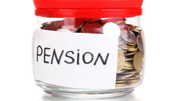 Pension payments make up 16 per cent of Government spending - within two decades it could be 25 per cent.