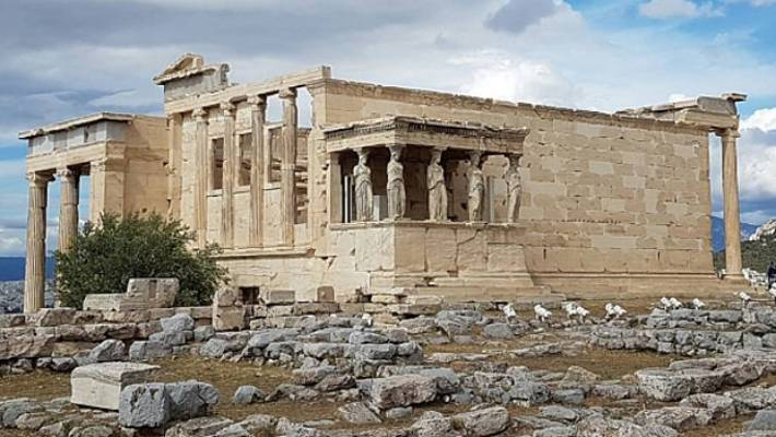 Where to see the top 10 ancient Greek sites | Stuff co nz