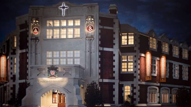 The new headquarters of the Church of Scientology in New Zealand is opening in January.