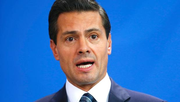 Hinojosa Cantu built a US$7 million house for the TV star wife of President Enrique Peña Nieto (pictured). Angélica ...