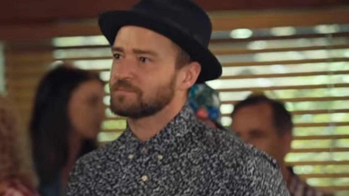 Justin Timberlake reunites with NSYNC bandmates  32ef6307062