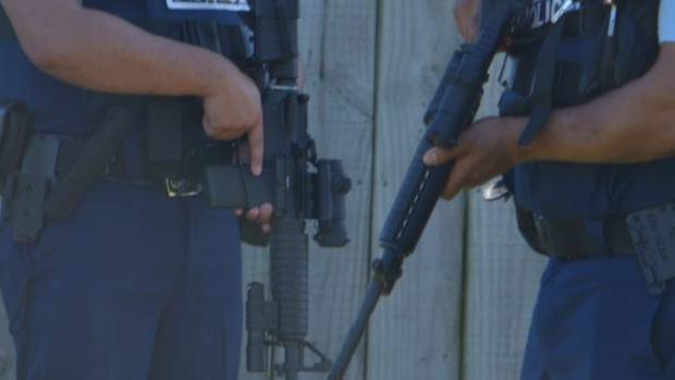 Greg O'Connor says the high number of firearms in the hands of criminals may see an increase in police shootings.