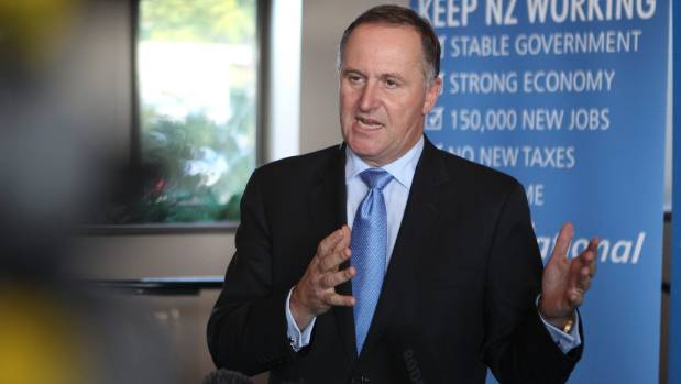 "Prime Minister John Key says a large-scale house-building programme led by the Government would be ""misplaced""."