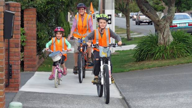 NZTA has recommended a law change to allow children under 12 to cycle on footpaths - but that's not pleasing everyone.