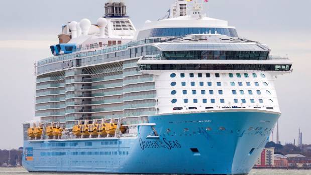 Ovation Of The Seas To Set New Zealand Cruise Ship Record Stuff - Cruise ship speed