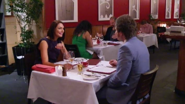 First Dates Australia, Episode 3: oysters, bald heads and