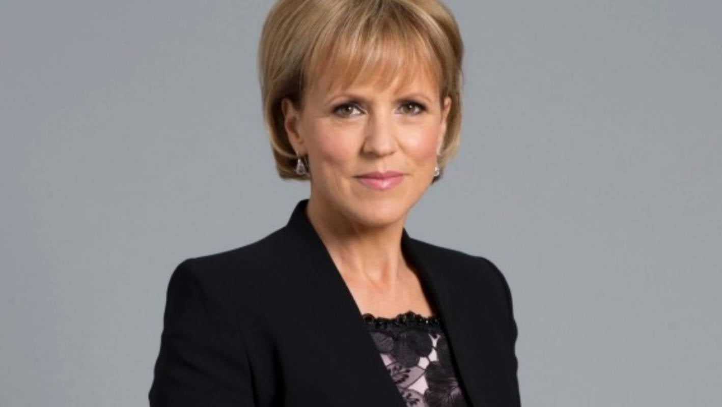 Hilary Barry Set To Sign Off At Tv3 This Week Stuff Co Nz