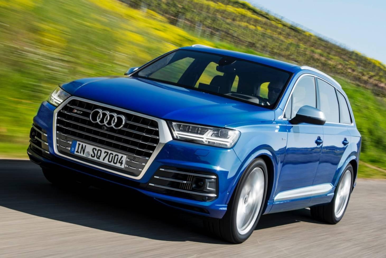 Audi Sq7 Nz >> Audi Sq7 Delivers A New Kind Of Electrifying Performance Stuff Co Nz
