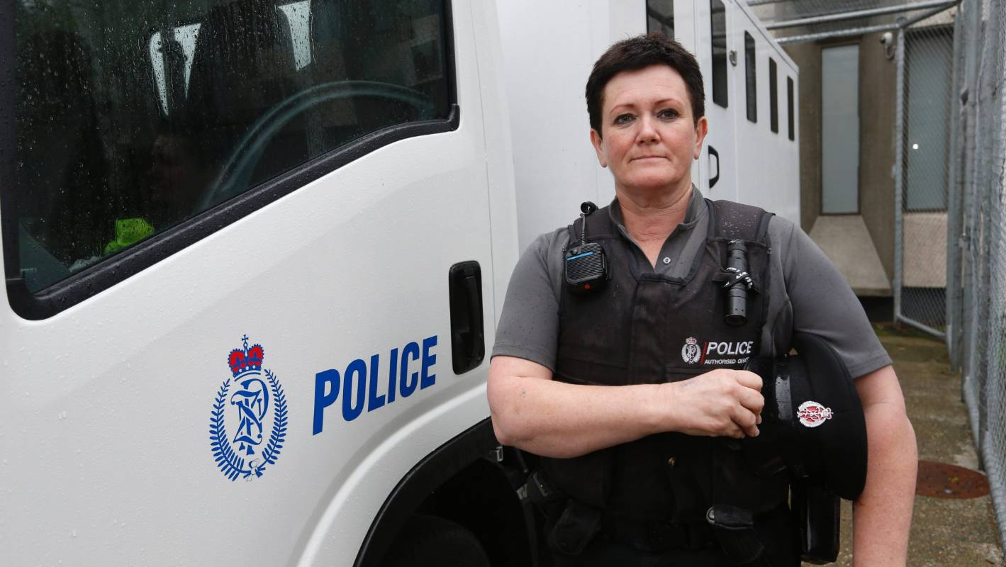 Pioneering Police Officer Proves Jailer Is Not Just A Job