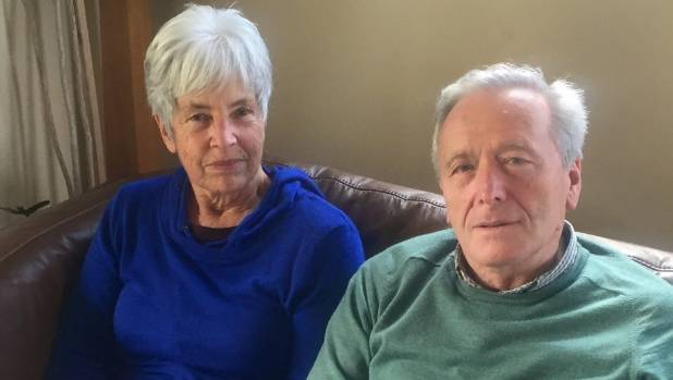 Christchurch couple Barbara and Francis Gidden want to get on with it and build their new home.