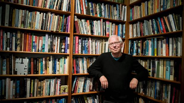 Reading is the key to finding your writing voice, says poet, teacher and father of creative writing in New Zealand, Bill ...