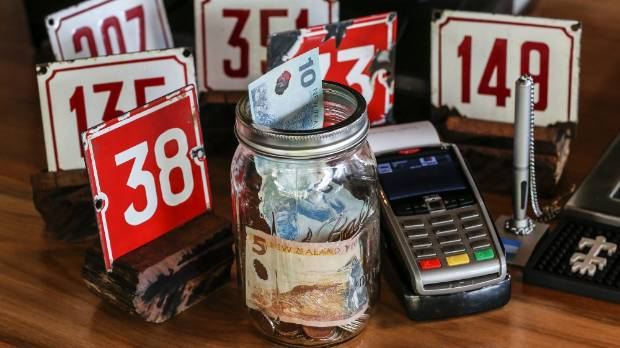 There was $25.30 in the tip jar in the Quadrant Bar in Hamilton, that was swiped by Stephen Rangitawa Te Whatu (file photo).