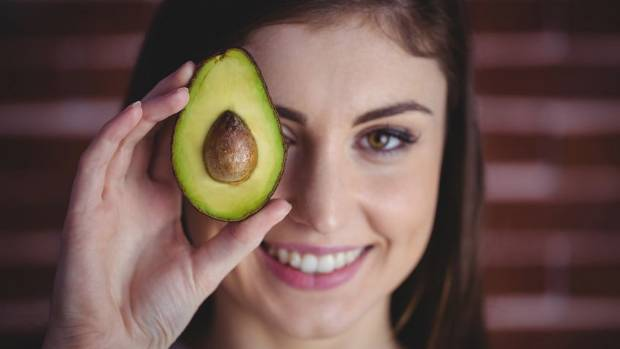 Avos are another great source of fibre.
