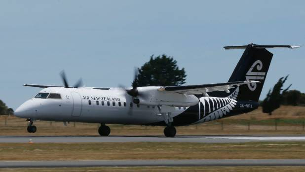 Users of Air New Zealand's 6.55am weekday service are disappointed to learn about it now leaving at 9.10 am.