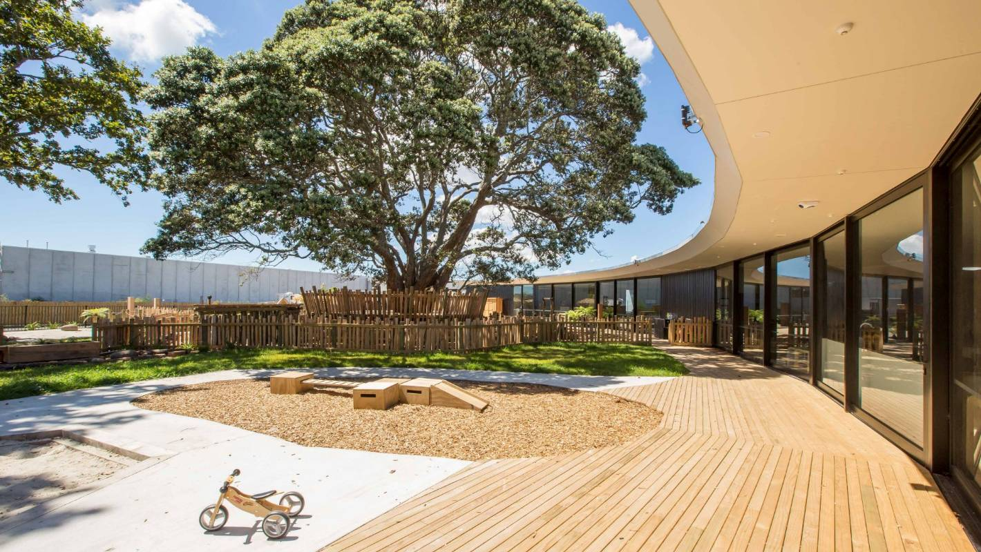 Award-winning Childcare Centre In Auckland Raises The