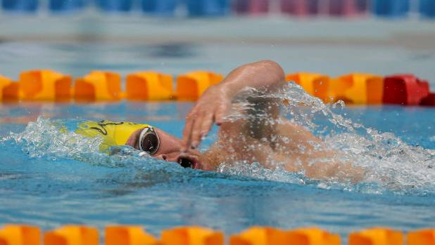 Wanaka Swimmer Hamish Mclean 16 Gets Selected For Paralympics