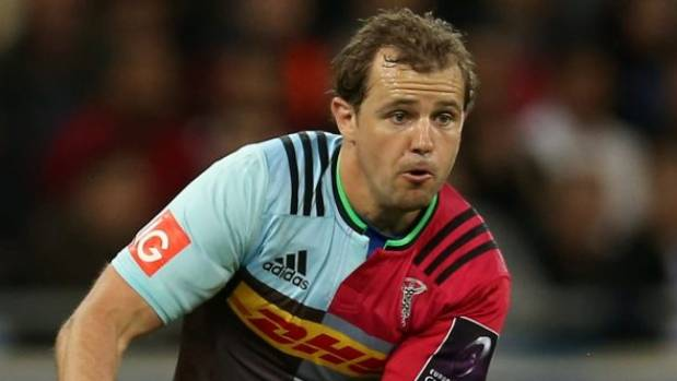 Former All Black Evans to retire at the end of the season