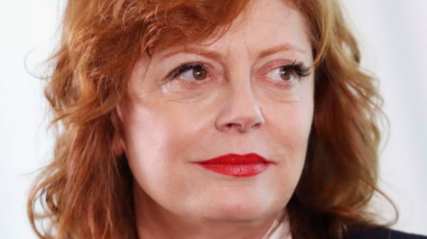 Susan Sarandon: If Hillary had won 'we'd be at war'