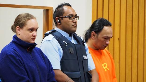 Tania Shailer, 26 and David William Haerewa, 43, were due to stand trial for the murder of Moko Sayviah Rangitoheriri, ...