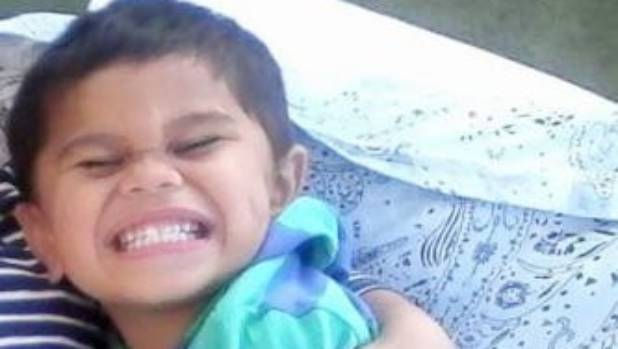 Three-year-old Taupo boy Moko Rangitoheriri, who died after being subjected to two months of child abuse.