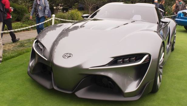 New Toyota 'Supra' and BMW Z5 set for 2018   Stuff.co.nz
