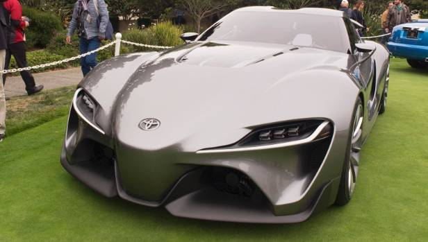 Elegant The 2014 Toyota FT 1 Concept Hints At The Long Awaited Supra Replacement.