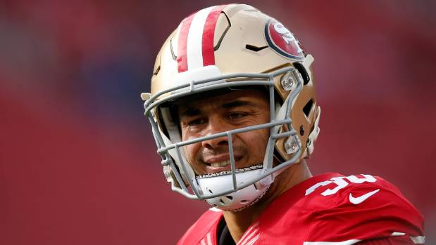 Ex-49er Jarryd Hayne being sued for alleged rape