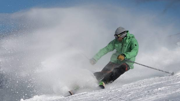 Skiers dominate at Mt Hutt with snowboarders making up about 30 per cent of users.