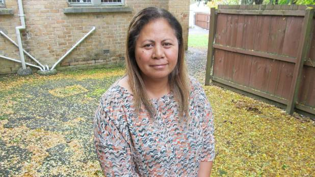 Anglican Trust for Women and Children chief executive Judy Matai'a is calling on people to speak up about child abuse.