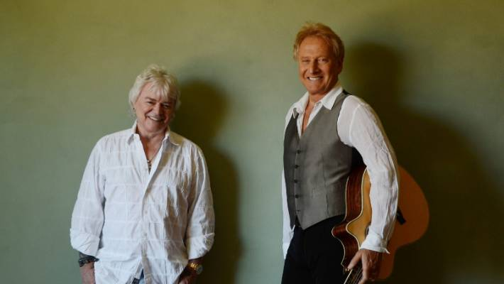 Air Supply's Russell Hitchcock celebrates 40 years of music