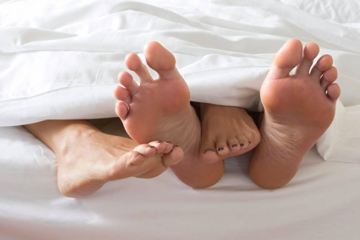 Women having sex during their period