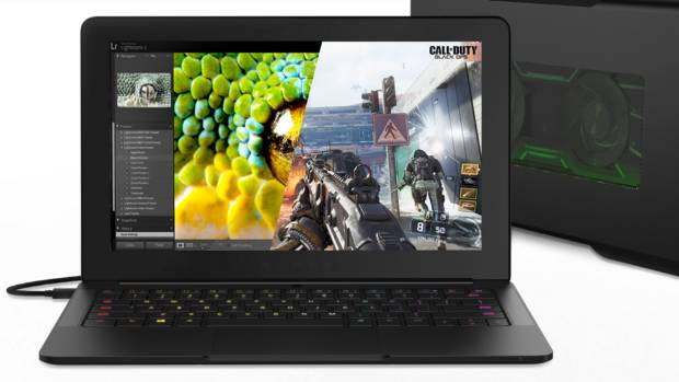The Razer Blade Stealth is built for traditional PC users as well as gamers.