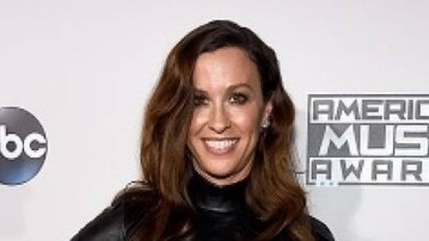 Alanis Morissette: on her way to NZ