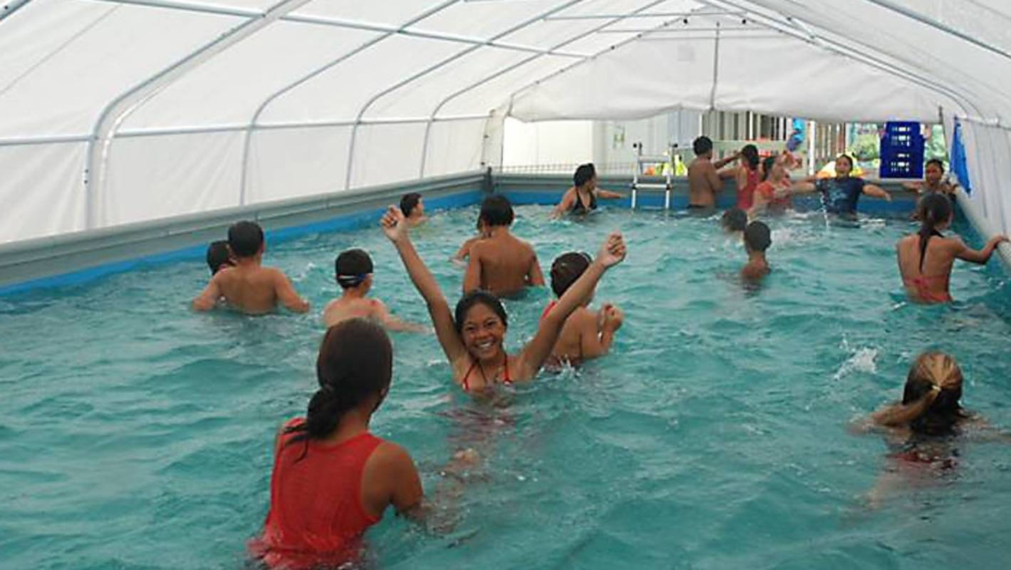 New pool in christchurch 39 s east urgently needed principals say for Marlborough college swimming pool