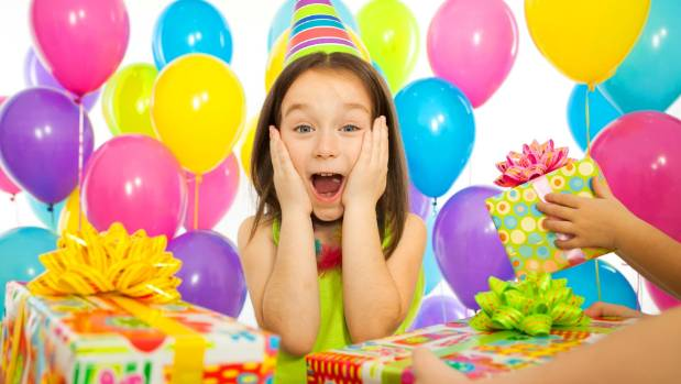 The tyranny and expense of modern childrens birthday parties
