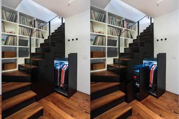 10 Great Ideas For Under Stair Storage