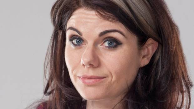 Caitlin Moran, a feminist Jesus for the social media age.