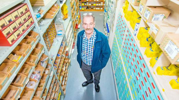 Royce Mackinder, owner of New Plymouth's WR Twigg Ltd, is looking forward to retirement.