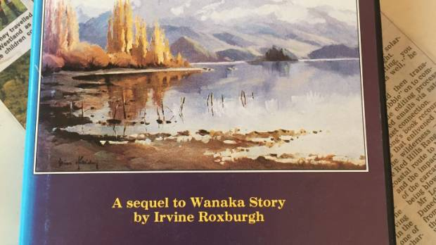 From fence to tree . . . Gwenda Rowlands suggests the painting on the cover of Wanaka And Surrounds: A Sequel to the ...