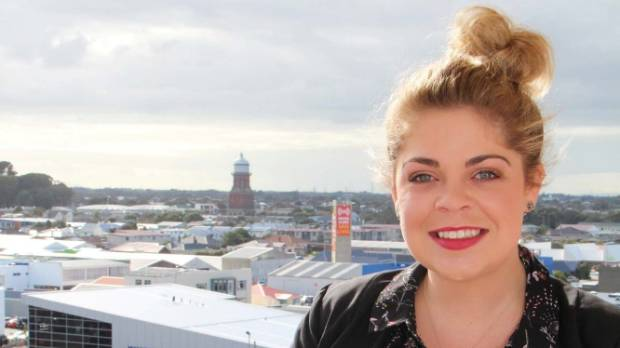 Invercargill woman Anna Goble is going to the OECD Forum in Paris.