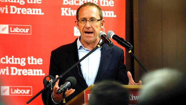 Labour leader Andrew Little says the Government needs to lead the way on house-building in Auckland.