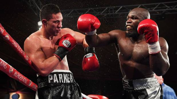 Joseph Parker fights a gruelling 12-round bout with veteran heavyweight Carlos Takam.
