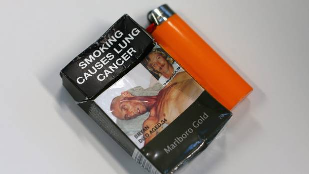 Standardised cigarette packaging in Australia, where it has been mandated since 2012. Although tobacco companies say ...